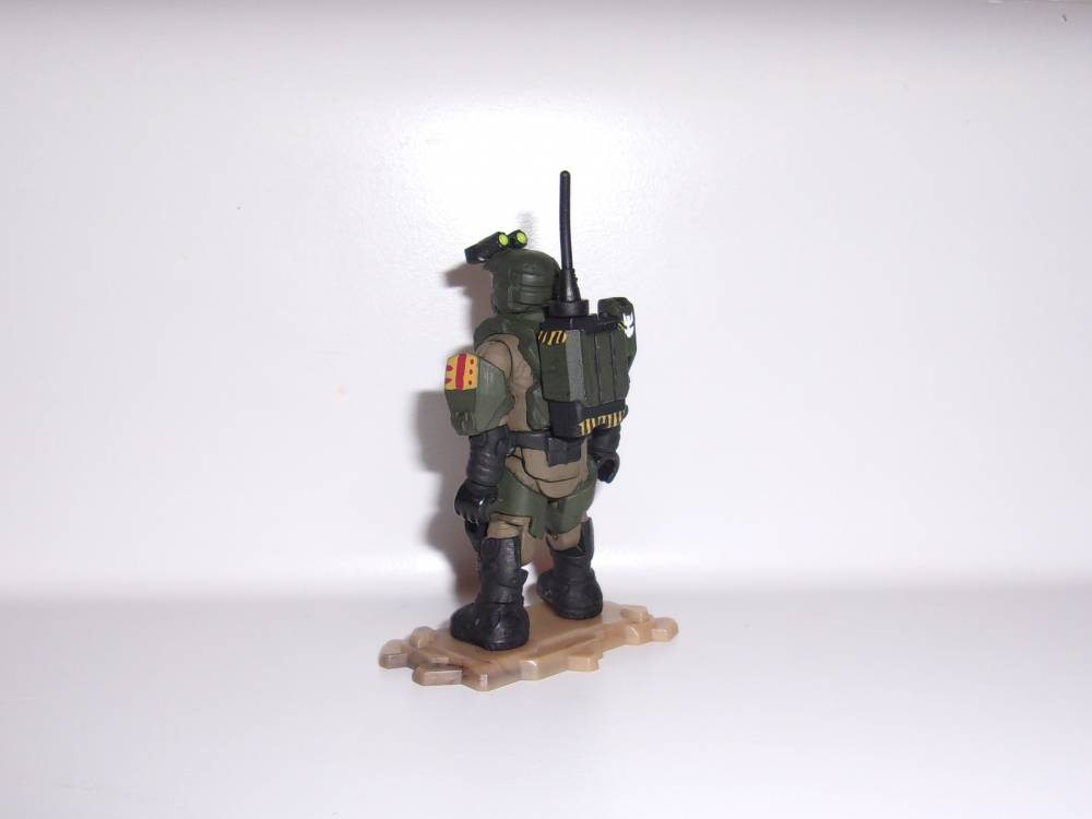 Image of: UNSC Army Radio Backpack