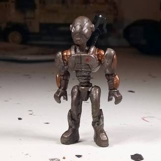 Image of: Commando Droid