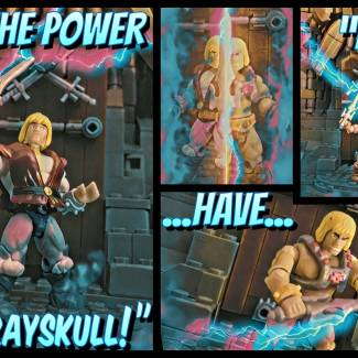 Image of: The Power of Grayskull