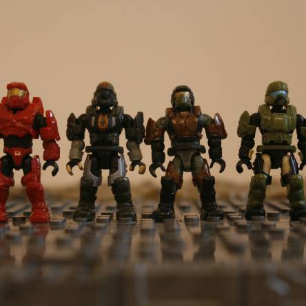 What kind of UNSC soldier are you? (Quiz)