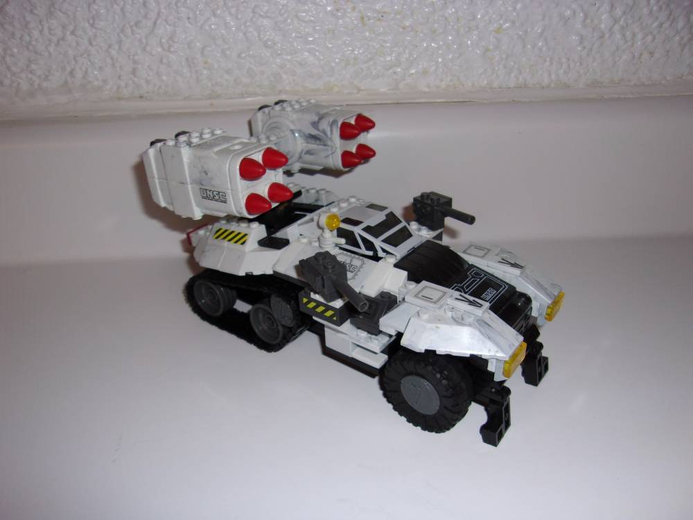 Image of: Collection Close Up: Mechs + Medium Ground Vehicles