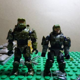 Image of: Spartan height mod.