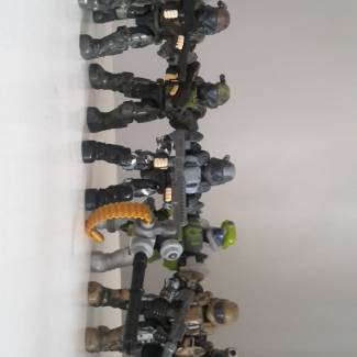 Image of: 3029. The Phantoms, bounty hunters