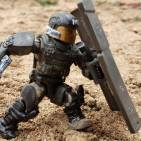 Image of: United Nations Space Command Defense Forces military police