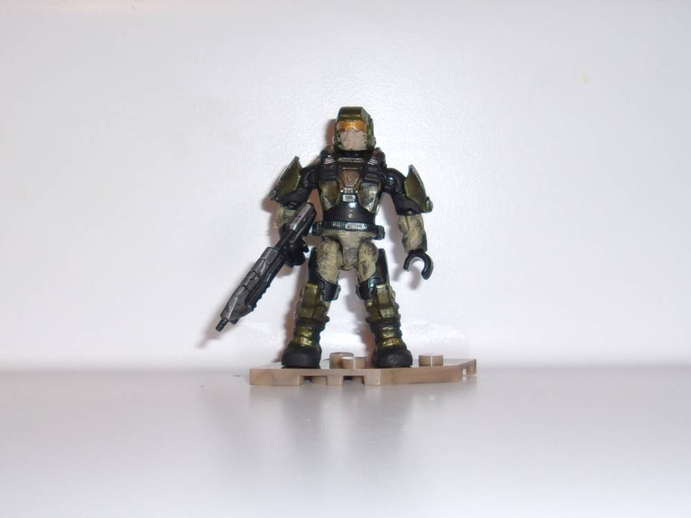 Image of: 37th Marine (Halo 3 Marine Revamp)