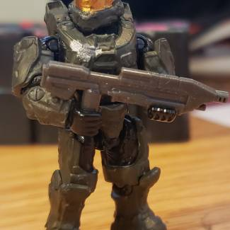 Image of: H4 Masterchief