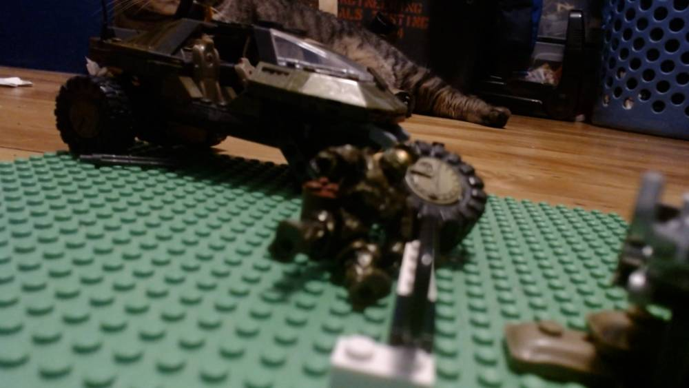 Image of: warzone part 1