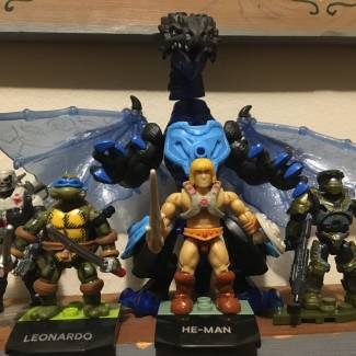 Image of: My Mega Construx Hero's