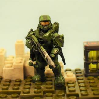 Image of: Custom Halo 4 Chief