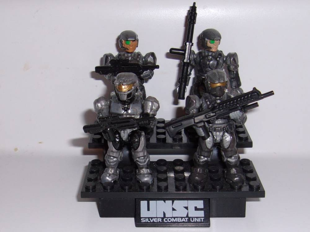 #ThrowbackThursday Silver Combat Unit