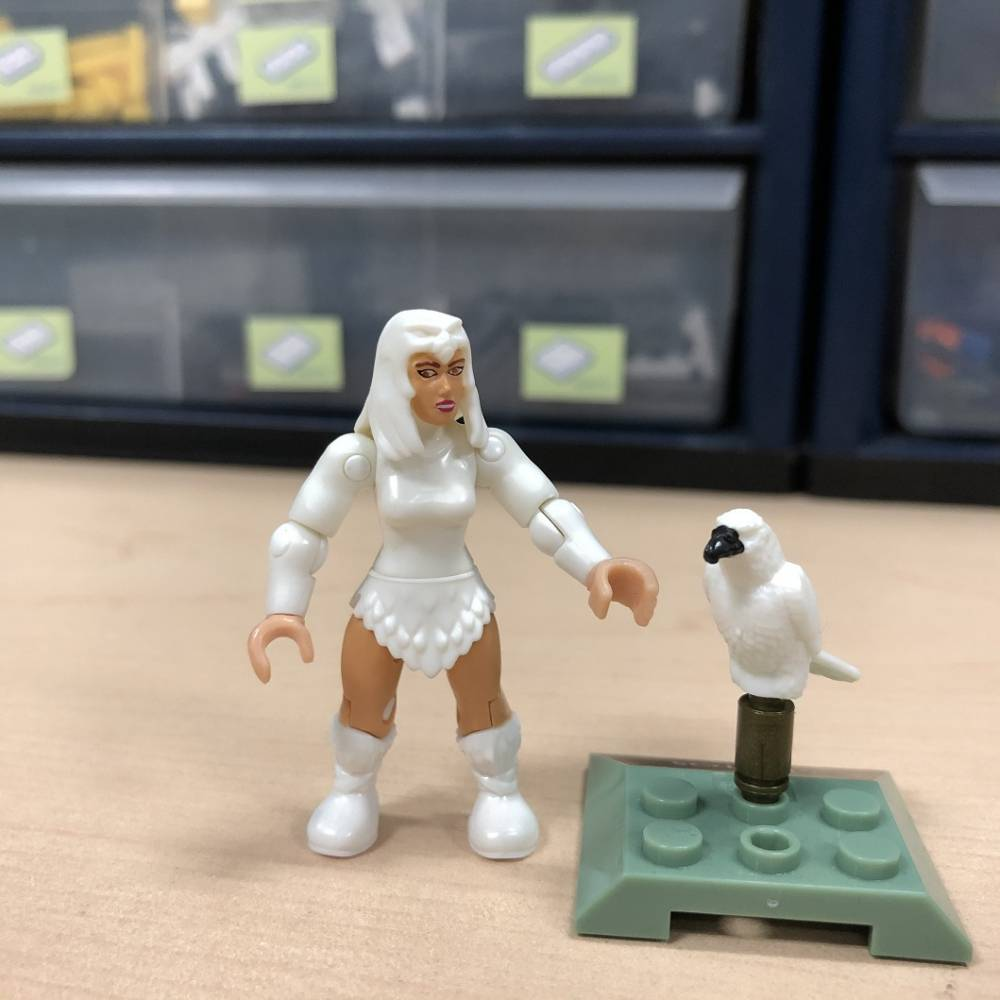 Image of: Zodac and Sorceress Samples