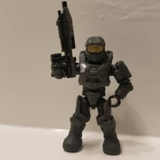 Image of: Halo Master chief