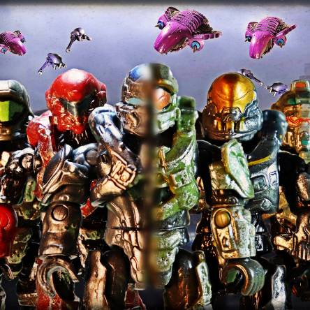 Image of: Halo 5 Guardians