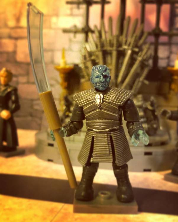 Image of: Battle for the Iron Throne