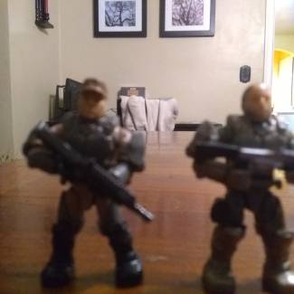 Image of: All My UNSC Marines