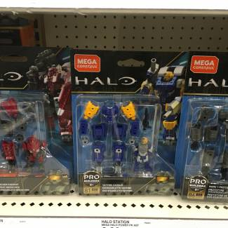 Image of: Got me Halo Exo suits pretty cool