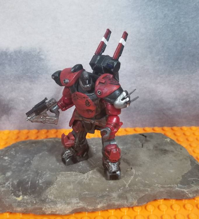 Cabal Blind Legion Centurion