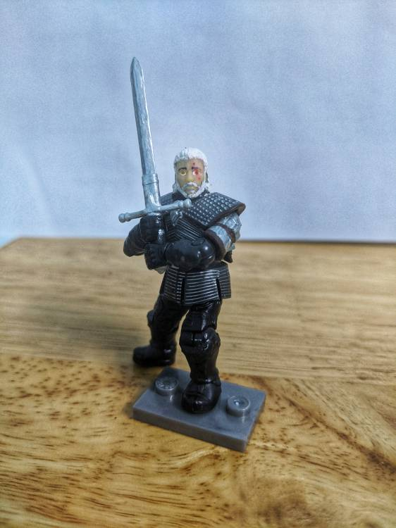 Image of: Geralt of Rivia (The Witcher)