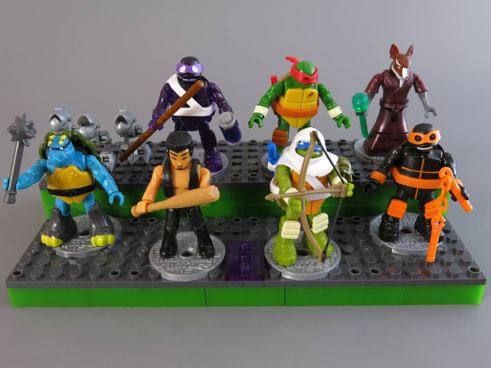 Image of: TMNT Blind packs