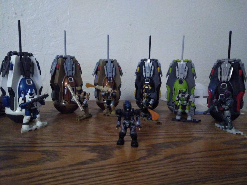 Image of: Collections I (nearly) completed...
