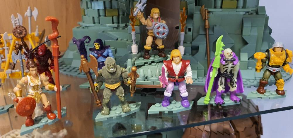 Image of: Masters of the Universe Sammlung 2020