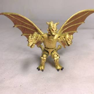 Image of: King ghidorah