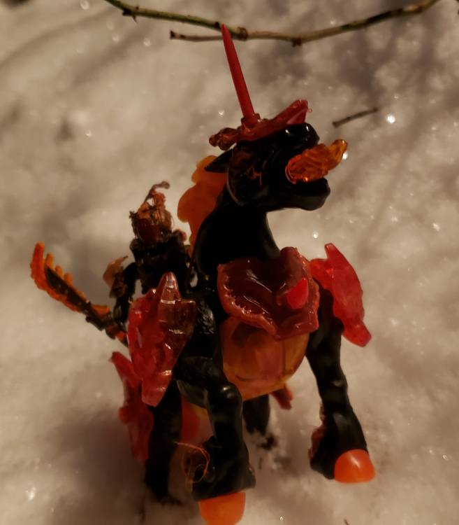 Image of: Damned Rider