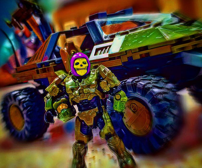 Image of: Halo skeletor
