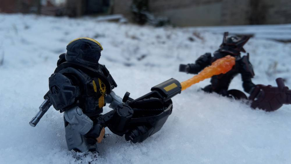 ODST in the snow
