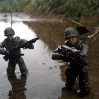 Image of: WWII patrol