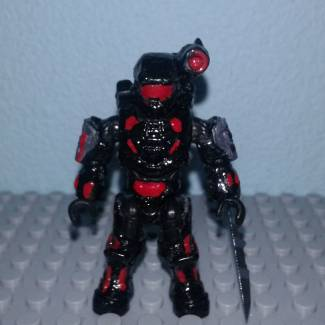 Image of: Muto's blade arm and BOOMCO SDCC exclusive spiker