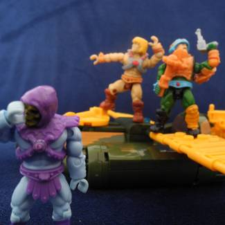 Image of: Masters of the Universe - miscelanneous