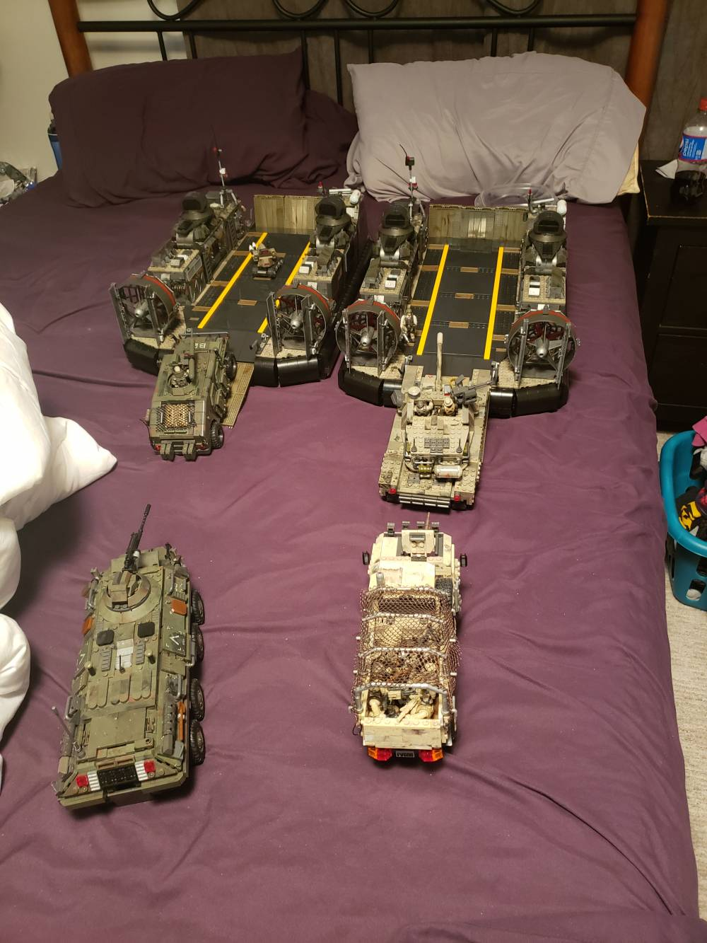 Image of: Ready for deployment
