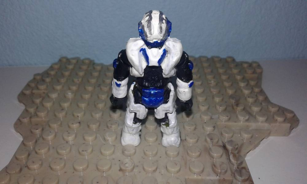 Image of: Spartan copperhead 2.0 ( 501st style )