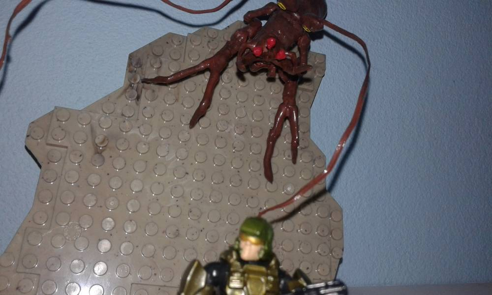 Image of: Flood Marauder MOC