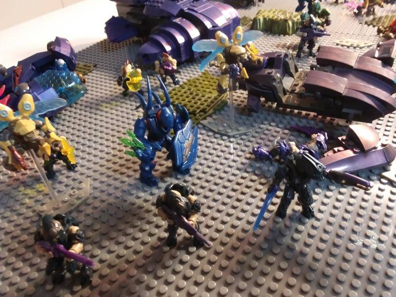 Image of: UNSC Vs. Covenant