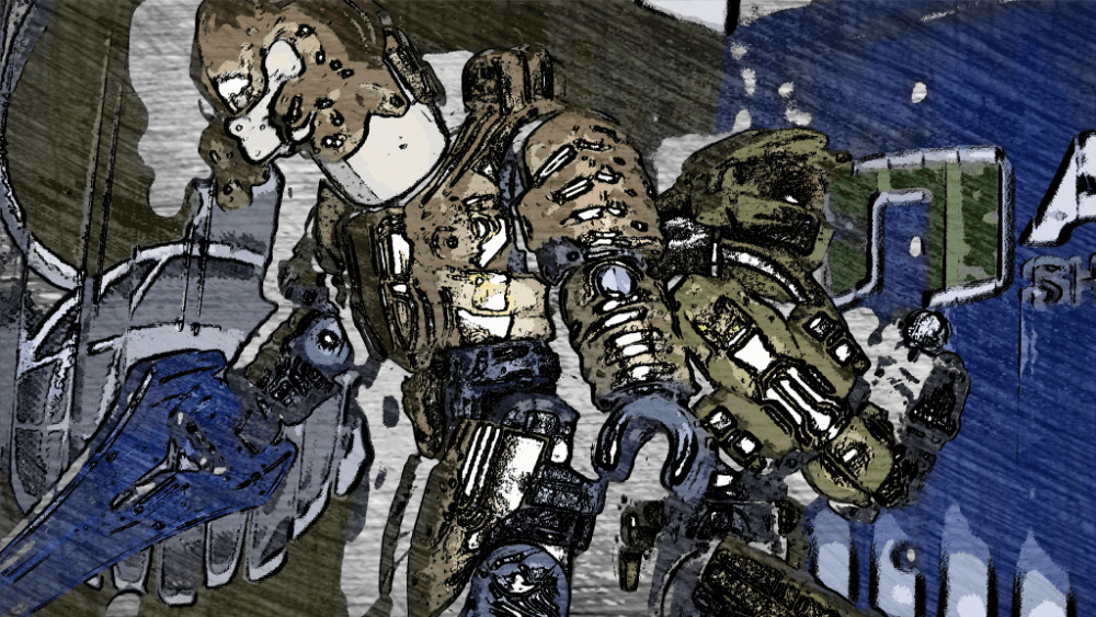 Image of: Chief and Arby