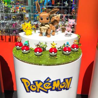Image of: Toy Fair 2020: Mega Construx Pokémon