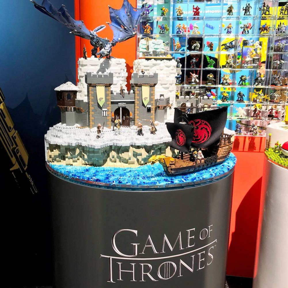 Image of: Toy Fair 2020: Mega Construx Game of Thrones