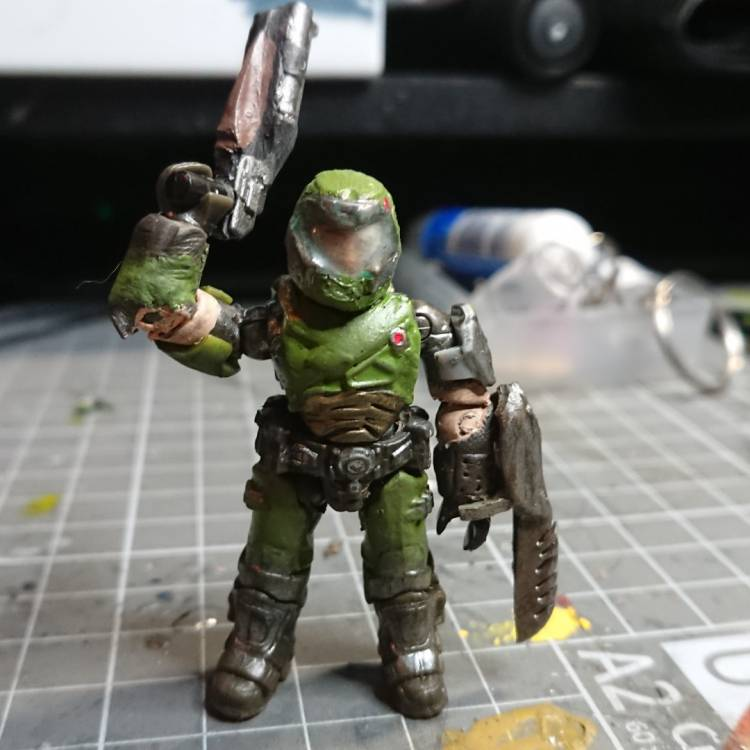 Image of: Doom slayer 2020