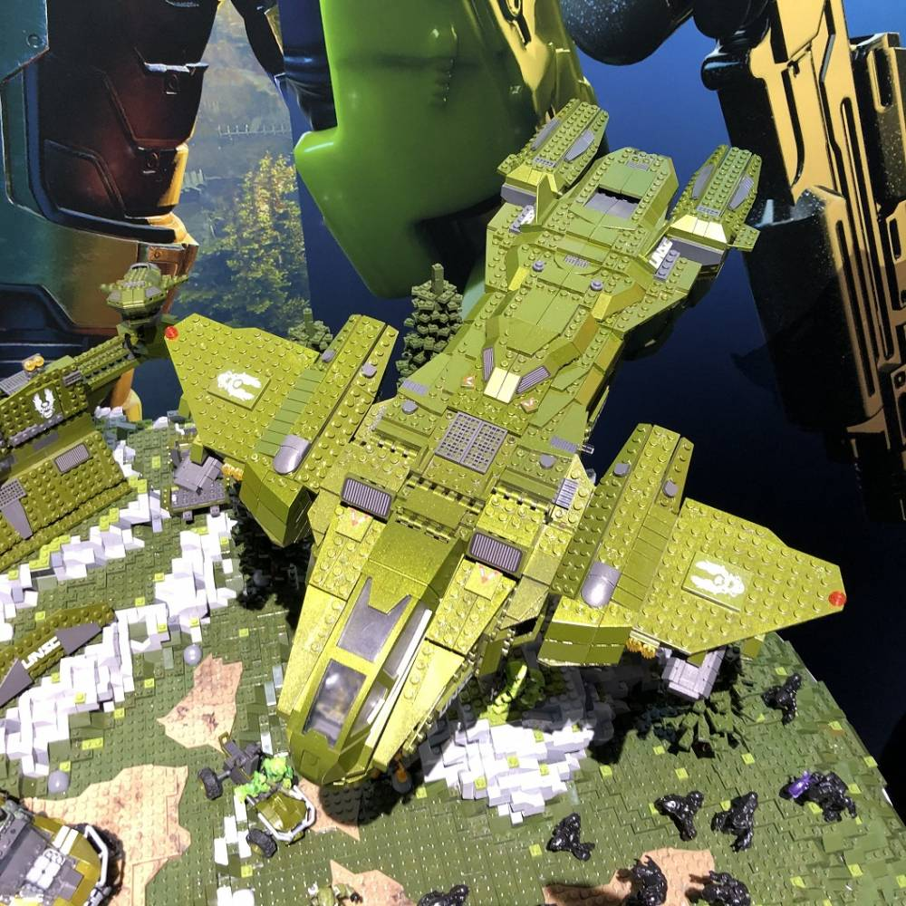 Image of: Live from NY Toy Fair: Halo Pelican