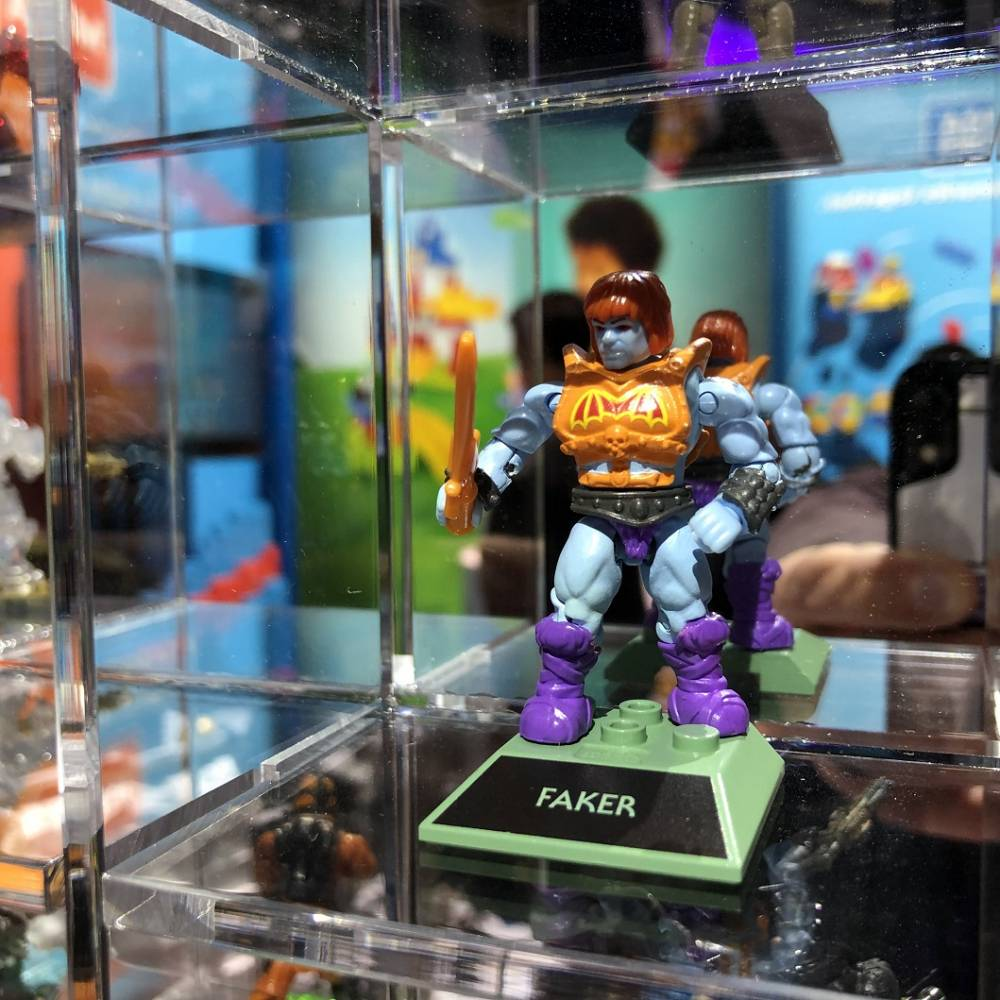 Image of: Live from NY Toy Fair: MCX Heroes
