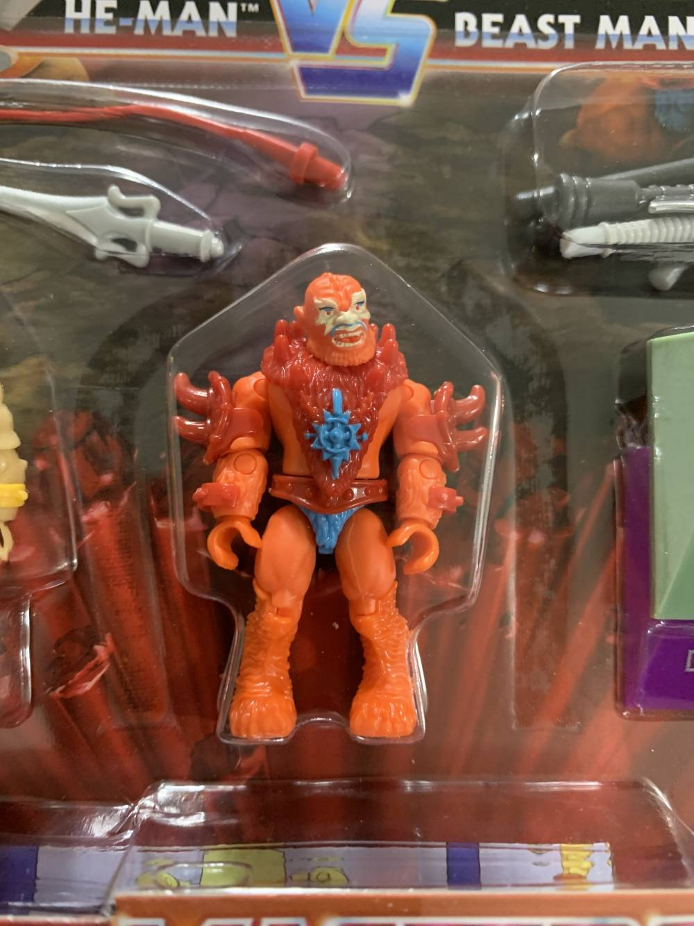 Image of: New Halo and MOTU !!