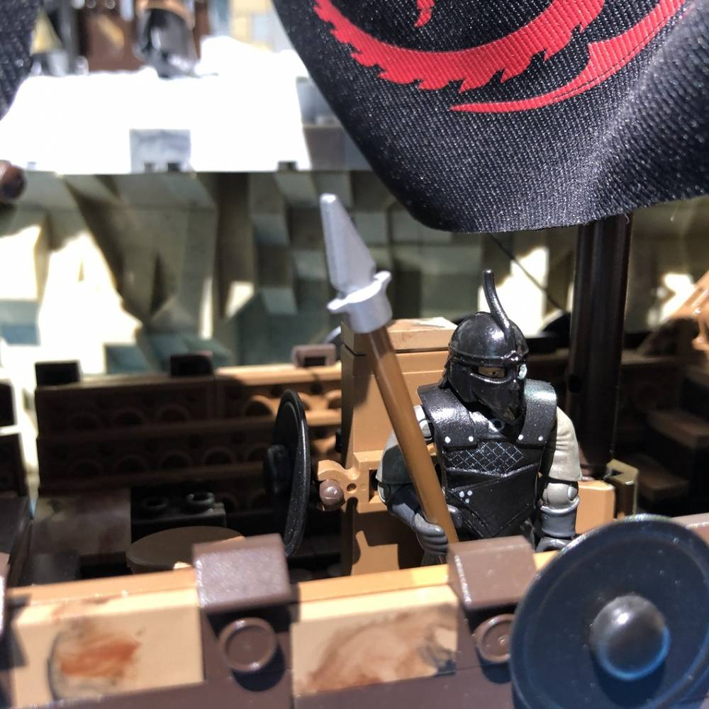 Image of: Live from NY Toy Fair: Game of Thrones Targaryan Warship