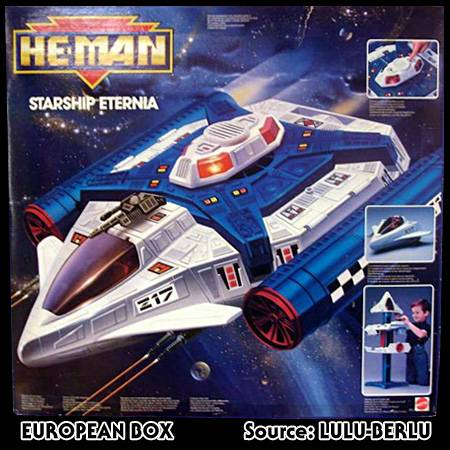 Image of: Starship Eternia