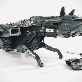 Image of: Ultimate Pelican Dropship