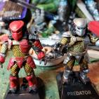 Image of: Predator customs
