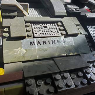 Image of: Got an upgrade for the Frigate build!