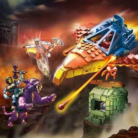Masters of the Universe Point Dread!
