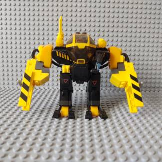 Image of: Power loader cyclops